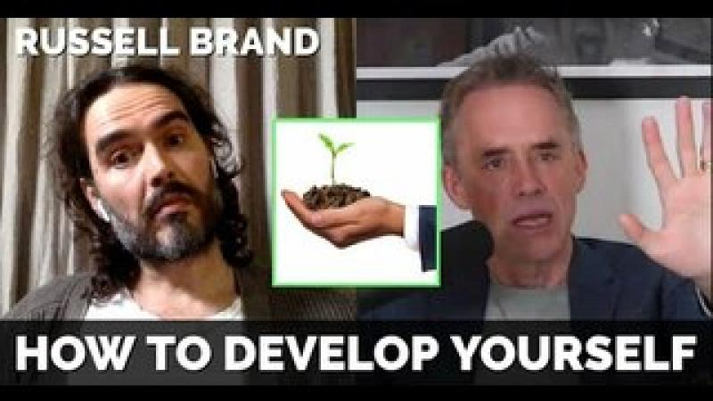 The Development of the Individual Requires Sacrifice | Russell Brand amp; Mikhaila amp; Jordan Peterson