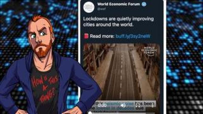 World Economic Forum Backpedals