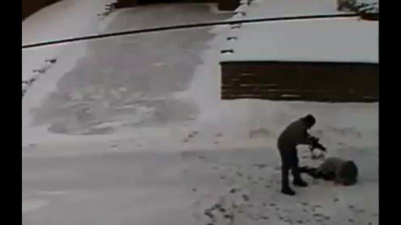 Snow Shovel Shooting In PA