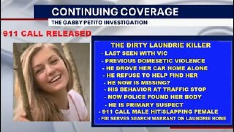 911 Call Released Evidence Male HittingSlapping Female - Another Strike Against Killer