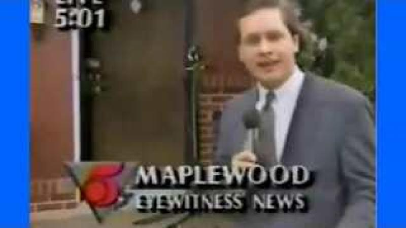 Major Drug Bust - Police Carry Out Evidence While Reporter Is Reporting - Funniest Damn Thing Ever