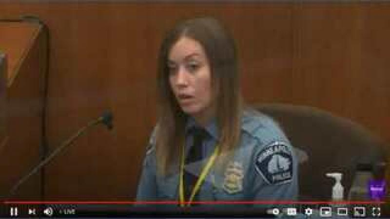 George Floyd Trial - Police Officer, Trainer, EMT About Drugs and NaloxoneNarcan