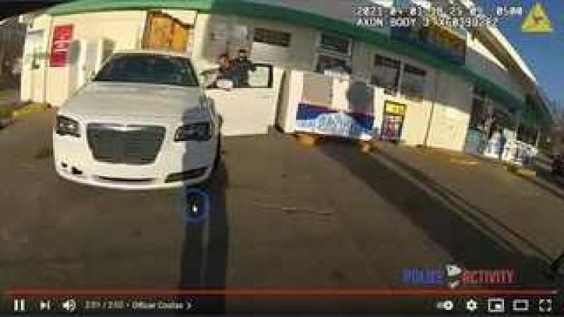 Rock Island Police Shoot Fleeing Violent Felon DeShawn Tatum in Illinois- State Attorney Clears Co..