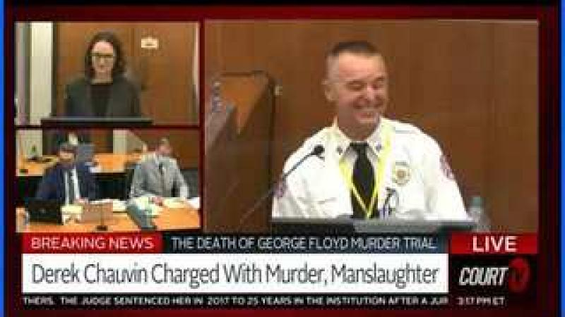 George Floyd Trial - Another Bad Gov Employee Witness - Very Poor Case By Prosecution