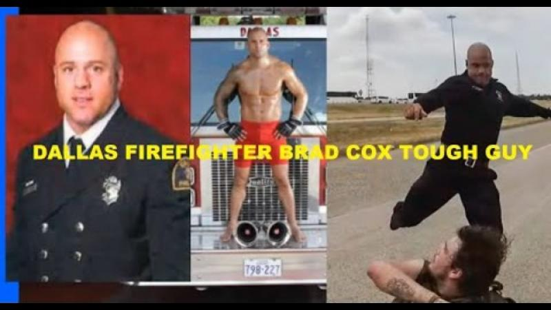 Part 2 - Brad Cox Dallas Firefighter Kicks Man In Head MULTIPLE Times - Clearly Attempted Murder