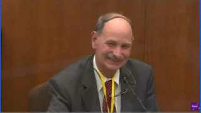 George Floyd Trial - Expert Doctor Knows What St George Was Thinking amp; Ignores All Drugs