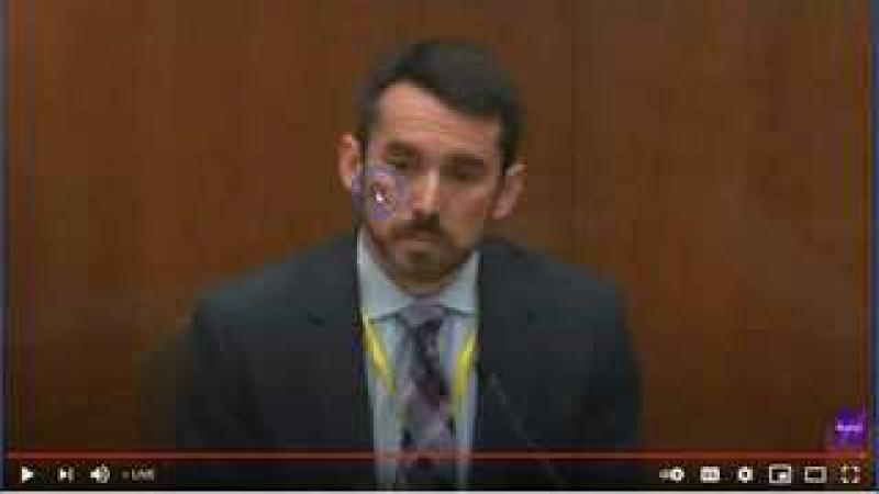 George Floyd Trial -  Cross Examination Bias Use Of Force Last Minute Witness Called -Tricks By DA