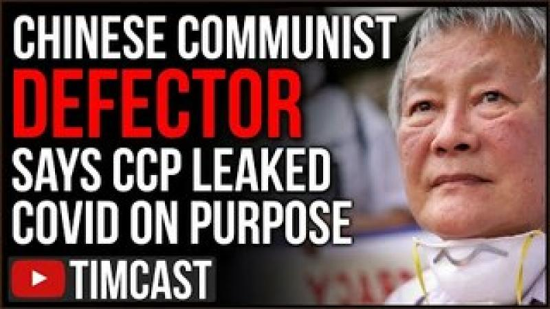 Chinese Communist Defector Says China INTENTIONALLY Released COVID, Warned The US In November 2019