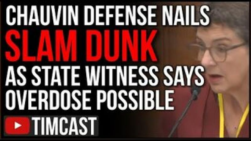 Chauvin Trial Lawyer Lands Slam Dunk AGAIN Using States Own Witness, But Floyd Prosecutors Did Wel..
