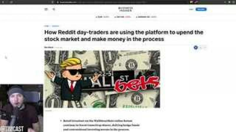 Wall Street Elites Got CRUSHED May Lose BILLIONS As People Buy GameStop Stock To Destroy Hedge Fun..