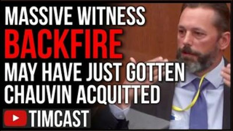 MASSIVE Backfire Against Prosecutor May Have Just Gotten Derek Chauvin Acquitted In Floyd Trial