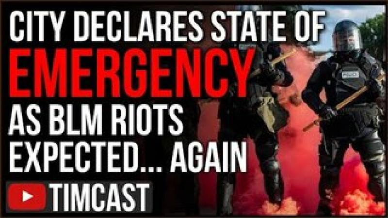NEW State Of Emergency Declared Over Fear Of BLM Riot After Shooting, Chauvin Verdict Did NOTHING