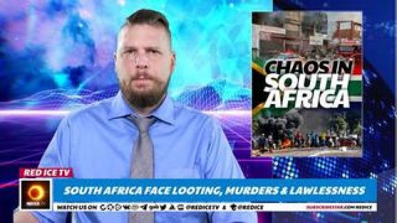 South Africa Face Looting, Murders amp; Chaos
